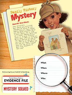 Family History Mystery