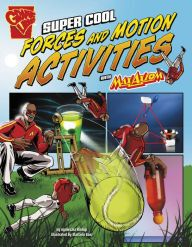 Max Axiom Science and Engineering Activities Series - Super Cool Forces and Motion Activities - EyeSeeMe African American Children's Bookstore