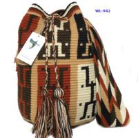 Pattern Wayuu Mochila | Mochila Bags - From Colombia to the World