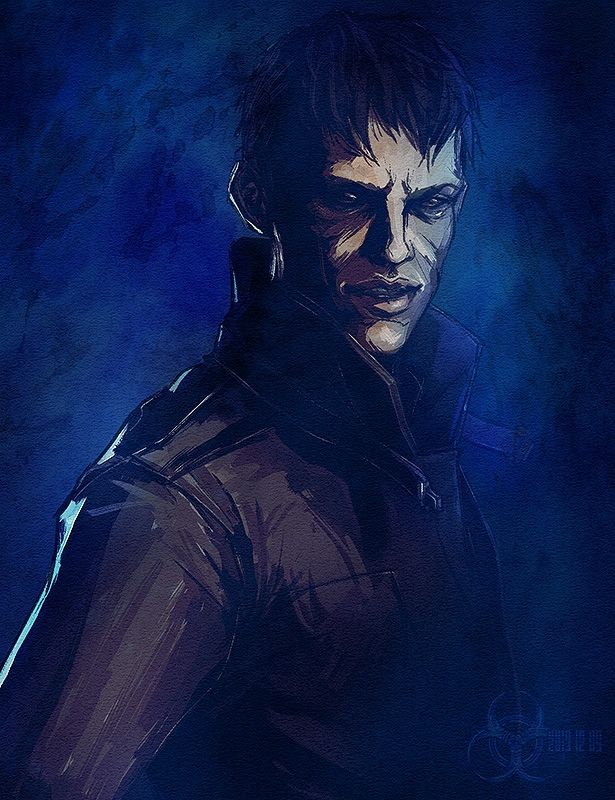 Dishonored The Outsider True Form 115 Best Images Video Games Videogames
