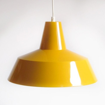 Louis Poulsen Industrial Lamp, £180, now featured on Fab.