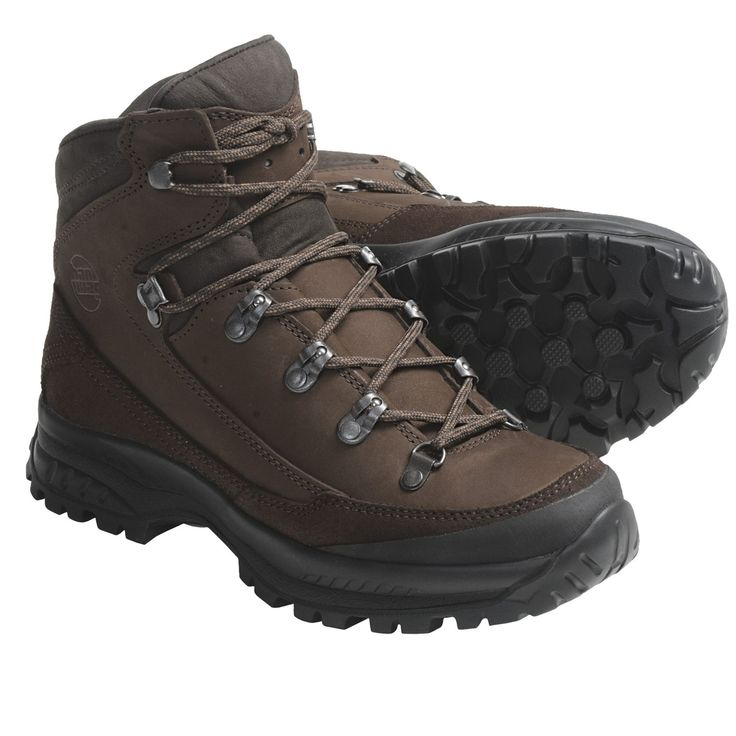 Hanwag Canyon Futura Lady Hiking Boots - Leather (For Women) - Save 34%