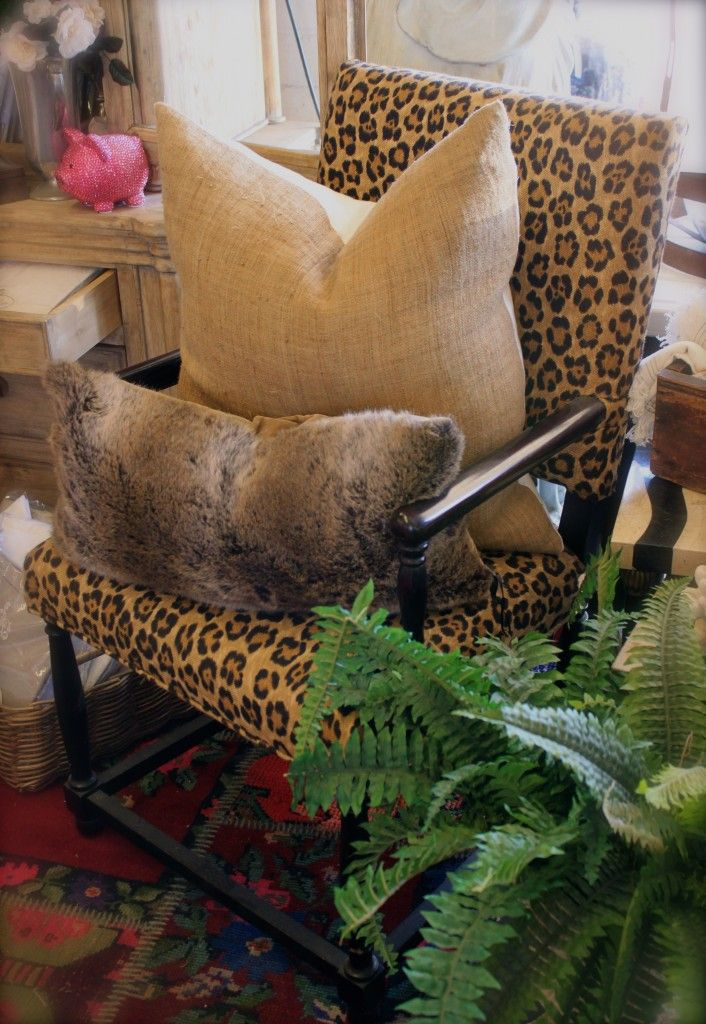 17 Best Images About Animal Prints In Interior Design On Pinterest Ottomans Zebra Chair And