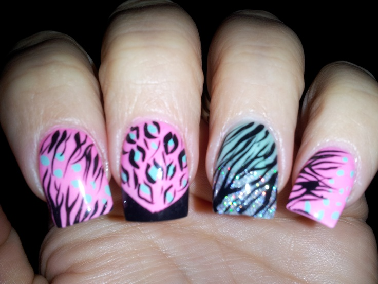 77 best my nails profiles on del prado in cape coral fl images funky nails 2 16 13 pradocape coralfunky prinsesfo Images