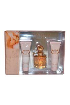 Jessica Simpson Gift Set by Jessica Simpson. $42.99. This oriental fragrance was created in 2008.. The notes are pear, apricot, red berries, gardenia, jasmine, almond, caramel, sandalwood, vanilla and amber.. 3 Pc Gift Set 3.4oz EDP Spray, 3oz Body Lotion, 3oz Bath & Shower Gel.. Fancy by Jessica Simpson for Women - 3 pc Gift Set.. FANCY For Women Gift Set By JESSICA SIMPSON. Save 27%!