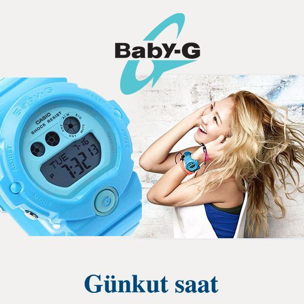 Caiso Baby-G koleksiyonu ile coşku hep sizinle olacak!  Satın almak için; http://www.gunkutsaat.com/catinfo.asp?src=bg-&imageField2.x=0&imageField2.y=0