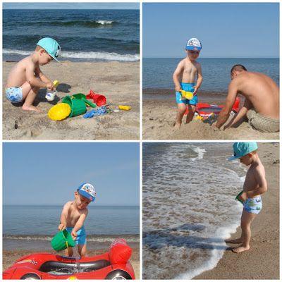 kreatywnyMaks: plaża :*