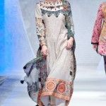 latest lawn dresses in pakistan fashion week london 2012 PFW