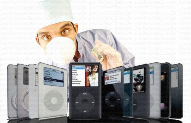 iPod Fehlerdiagnose / Kostenvoranschlag vor Reparatur