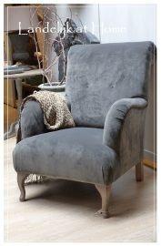 Prachtige landelijke stoere fauteuil - Toscane -
