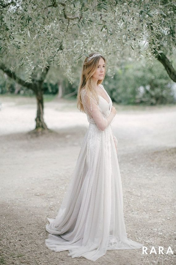 The 25 best fairy wedding dress ideas on pinterest woodland we are glad that you are interested in our dresses we make dresses in order junglespirit Image collections