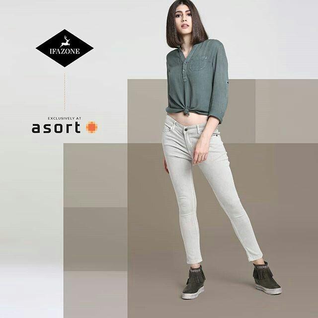 asort ifazone branded stocklot garments