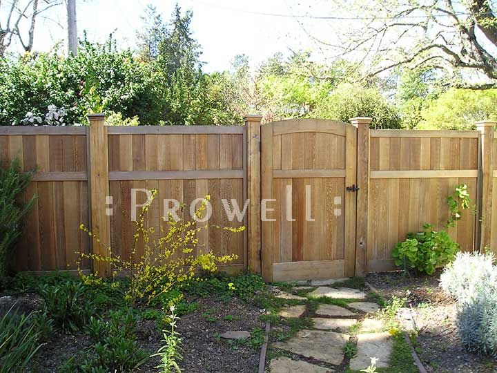 25 best ideas about wood privacy fence on pinterest for Wood privacy fence ideas