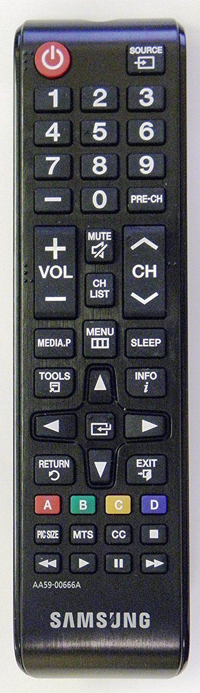AA59-00666A Original Samsung H32B H40B H46B TV Remote Control