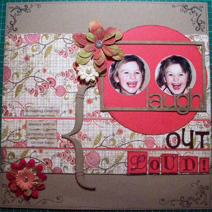 Laugh Out Loud 12x12