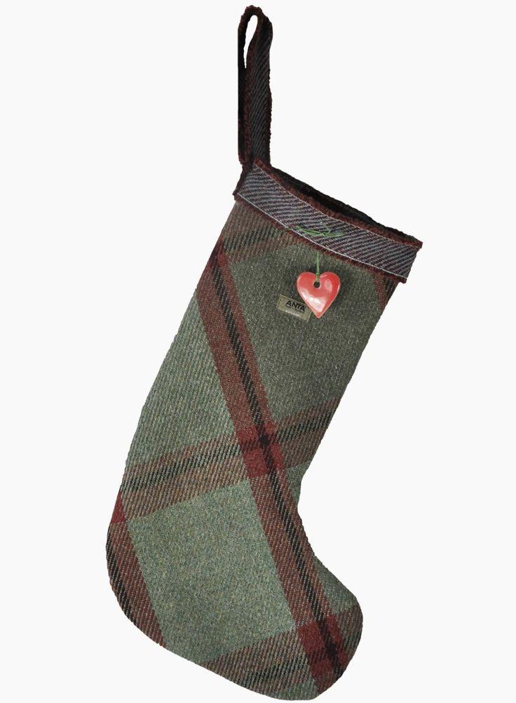 Moniak Small Christmas Stocking anta