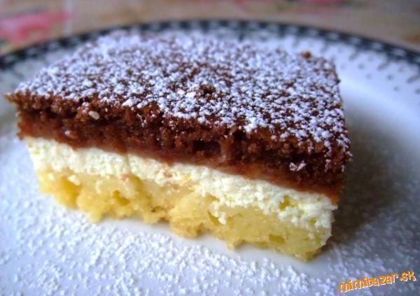 Jednoduchý a pritom výborný. Recept som našla už dávnejšie na nejakom českom blogu a až dnes teda vy...