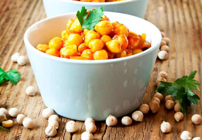Creamy Chickpea Curry Recipe - Very yummy and a great winter warmer! Vitality Corner - Educate, Inspire, Create