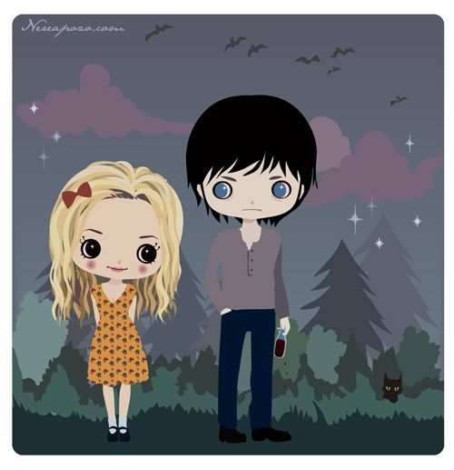 Sookie and Bill - true blood by ~keerakeera on deviantART