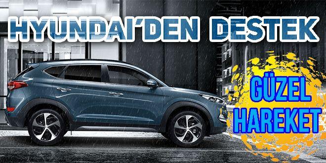 Hyundai, Marmara Bölgesi'nde selde zarar gören Hyundai araç sahiplerine,yetkili servislerinde destek verecek. Kampanya 28 Temmuz'a kadar geçerli olacak.