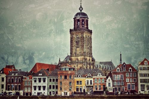 Stadsgezicht Deventer (3b)
