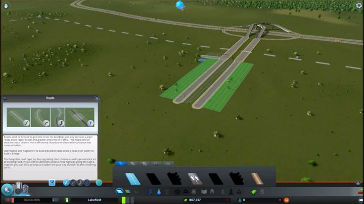 Cities Skylines - Inicio