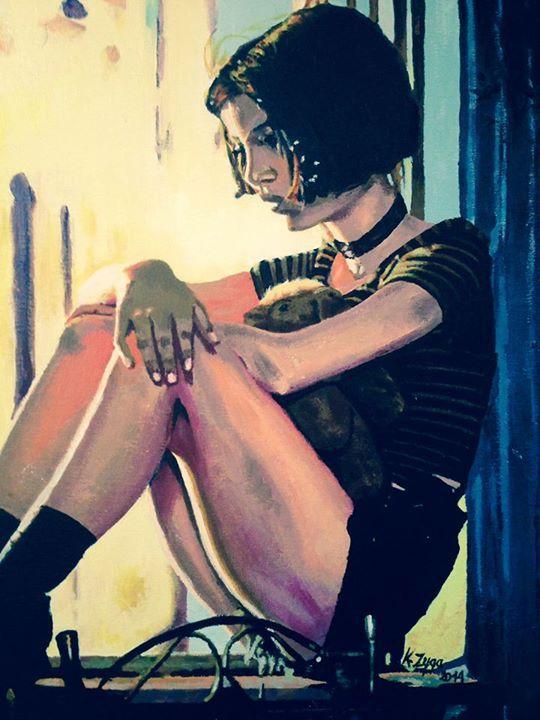 Natalie Portman - by Karina Zyga (Vistingri)