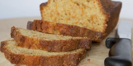 Pan de zanahoria integral - SPLENDA®