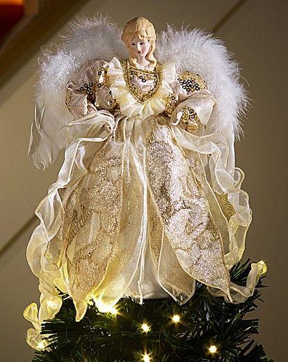 #Angel Tree Topper