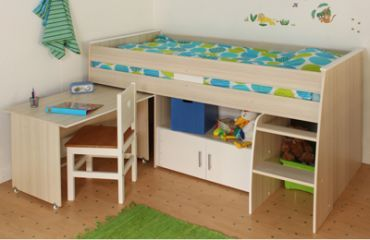 Parisot Rio Cabin Bed - good prices on this site
