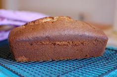 Banana loaf from Mary Berry. To use up the over-ripe bananas.