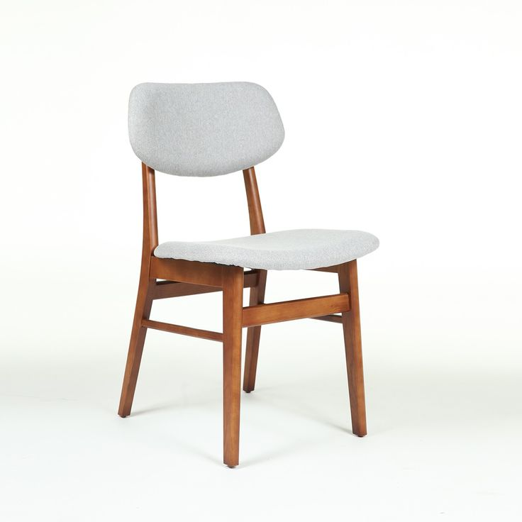 The Amalda Side Chair   Grey   Mid Century Dining Chair Http://www