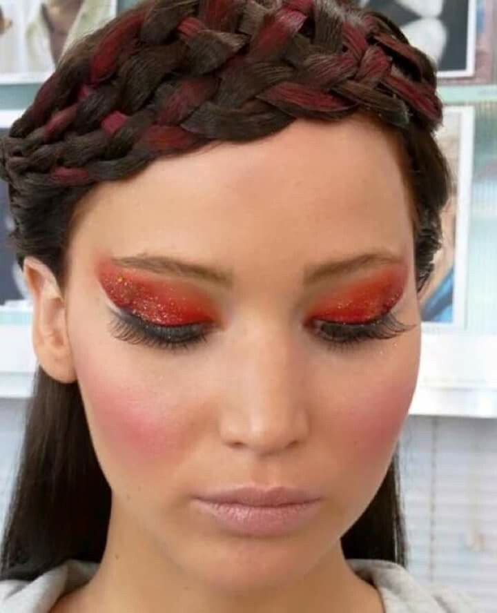 25+ best Hunger games makeup ideas on Pinterest