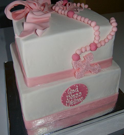 Amazing First Communion Cakes