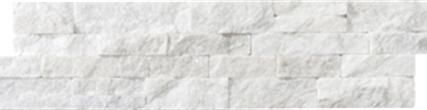 Ledgerstone in Glacier stone mosaic backsplash by Elements from International Wholesale Tile | On display at Carpet One Floor & Home in Ocala & The Villages, Fl