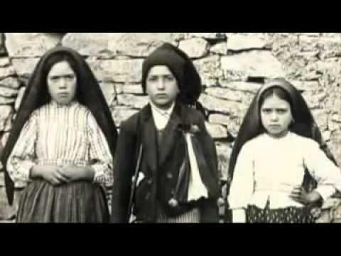Fatima - Deň, keď tisíce ľudí videlo zázrak - YouTube