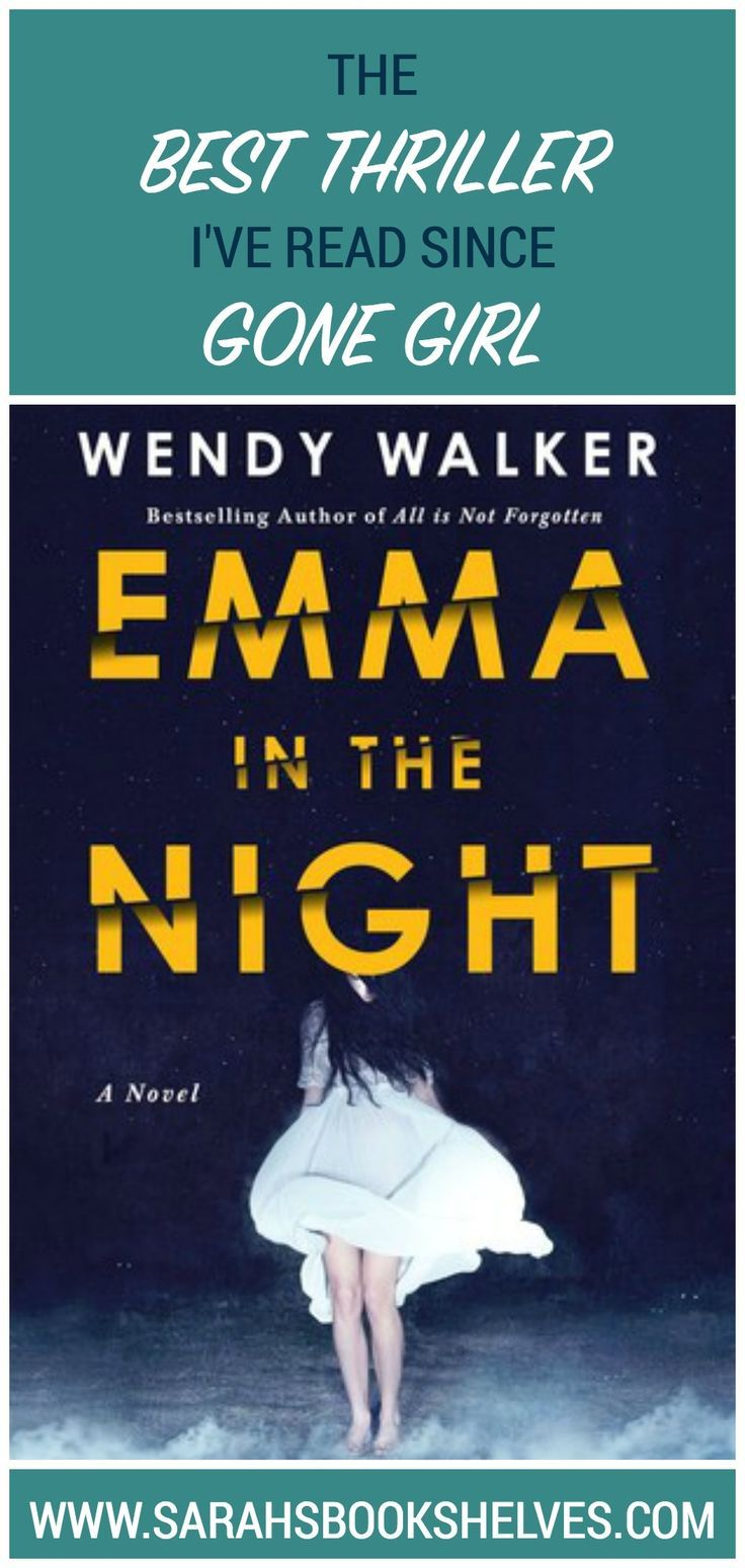 Emma in the Night by Wendy Walker: The Best Psychological