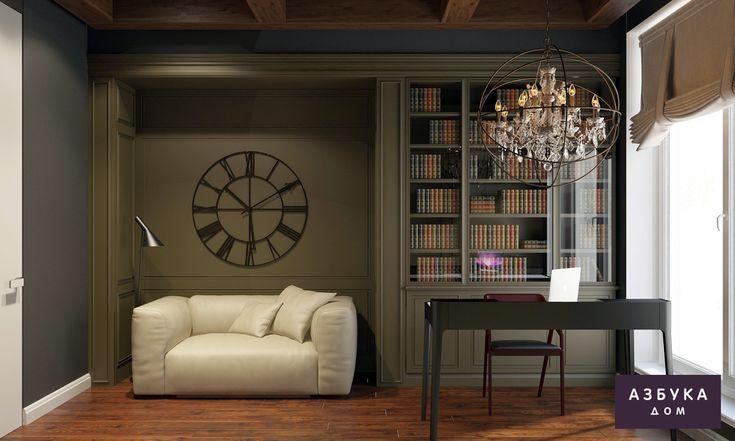 Дизайн интерьера квартиры, дома, коттеджа, помещений в Санкт-Петербурге — Азбука Дом » Дизайн загородного дома