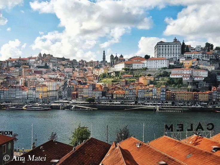 Porto - Ribeira view