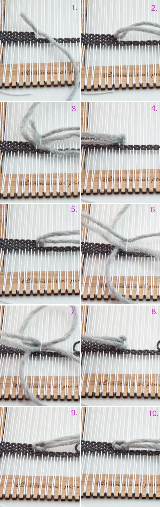 Soumak Weave |The Weaving Loom