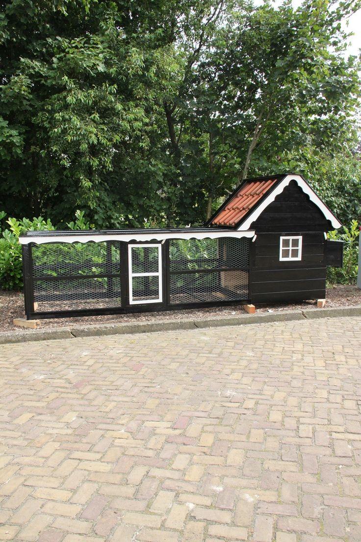 Meer dan 1000 ideeën over kippenhok tuin op pinterest ...