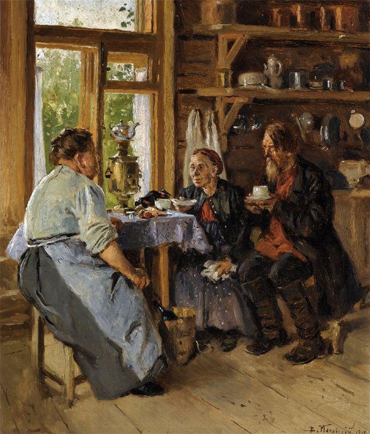 фото картин русских мастеров работы