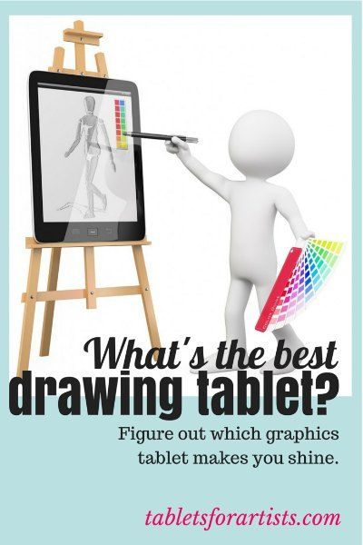 *2015 Update The best drawing tablet for you: An introduction