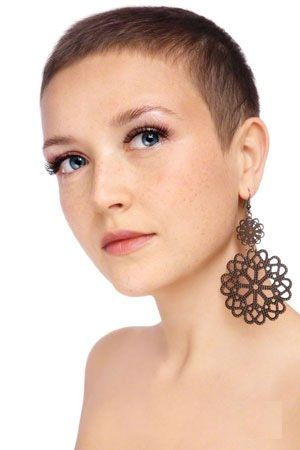 Incredible 1000 Ideas About Very Short Haircuts On Pinterest Short Short Hairstyles Gunalazisus