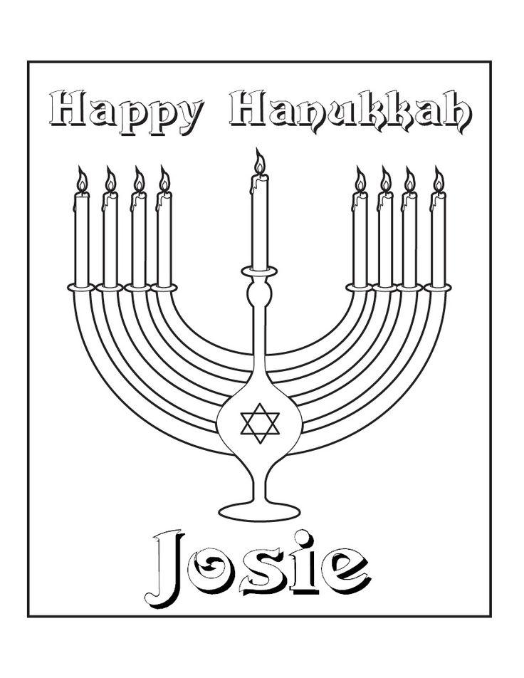 40 besten Hanukkah Bilder auf Pinterest | Malvorlagen ...