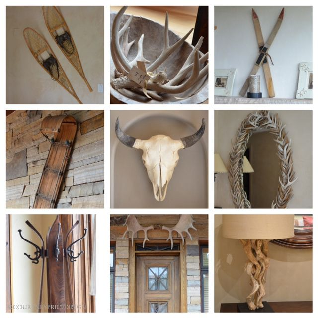 25 best ideas about mountain house decor on pinterest for Snowboard decor