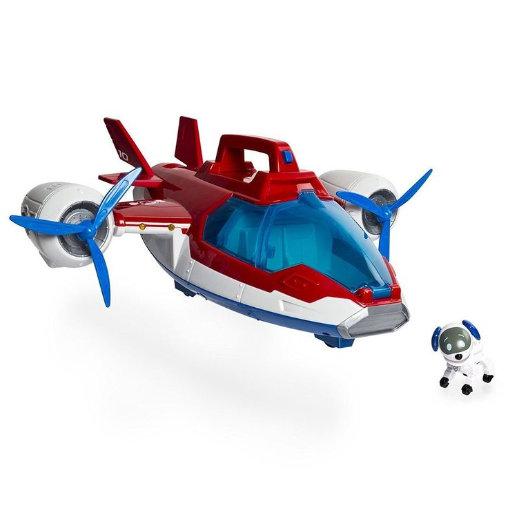 Paw Patrol Lights And Sounds Air Patroller Plane Toy Robopup Action Figure New  | Toys & Hobbies, TV, Movie & Character Toys, Other TV/Movie Character Toys | eBay!