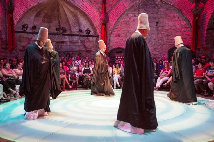 Istanbul Life Organisation Whirling Dervish Ceremony in Istanbul Turkey Turchia,HODJAPASHA CULTURE CENTER Sufi Music Concert & Whirling Dervish Ceremony