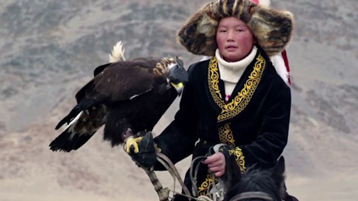 The Eagle Huntress Interviews conducted by KIDS FIRST! Film Critic Carla P. #KIDSFIRST! #TheEagleHuntress