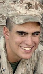 Marine LCpl. Eugene C. Mills III, 21, of Laurel, Maryland. Died June 22, 2012, serving during Operation Enduring Freedom. Assigned to 1st Battalion, 8th Marine Regiment, 2nd Marine Division, II Marine Expeditionary Force, Camp Lejeune, North Carolina. Died of wounds sustained from hostile fire during combat operations in Helmand Province, Afghanistan.